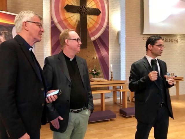 Redbergskyrkan blir moderförsamling