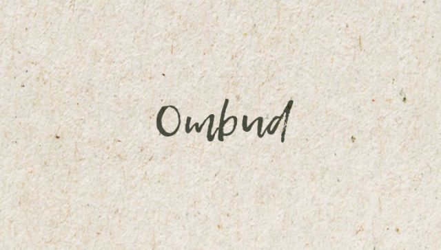 Länkplatta - Ombud
