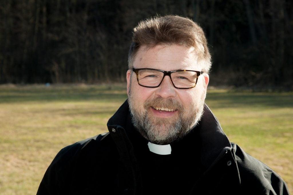 Peter Bernhardsson, regional kyrkoledare
