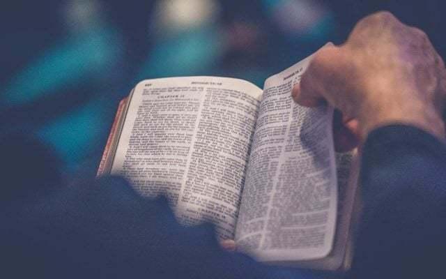 Seminarium 9: Varför läsa Bibeln och hur skapa goda vanor? – 2019