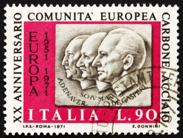 EU och konsten att lära sig samarbeta