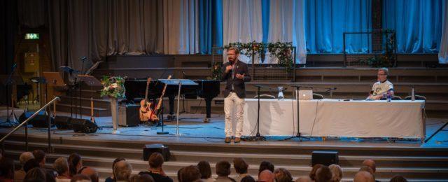 Seminarie med Simon Johansson - Kyrkokonferensen 2019