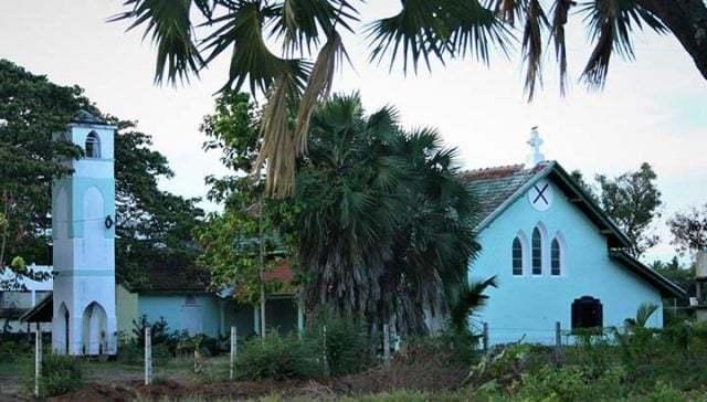 SKR skriver till kristna rådet på Sri Lanka