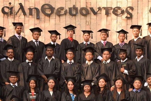 Stipendiater pastorsutbildningen