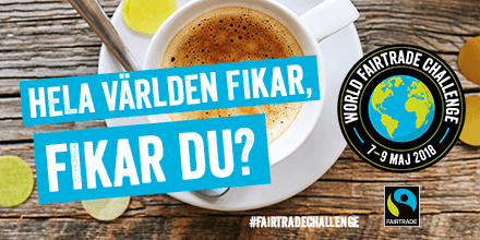 Motion 4: Medlemskap i Föreningen för Fairtrade Sverige – 2019