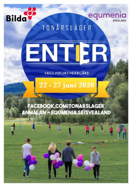 Enter – Tonårsläger