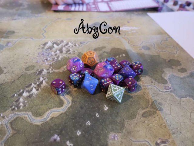 ÅbyCon- en rollspels- och brädspelsdag