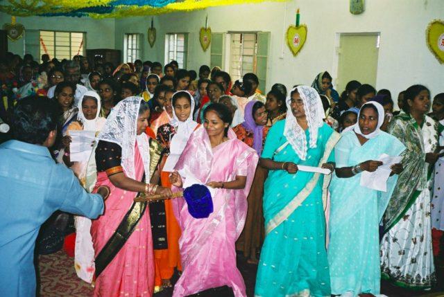Församling i Indien