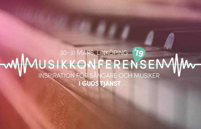 Musikkonferensen 30-31 mars