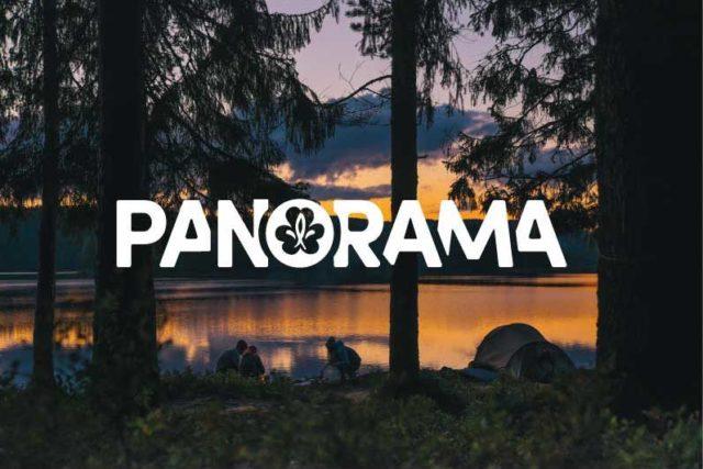 Panorama – en mötesplats för utmanar- och roverscouter