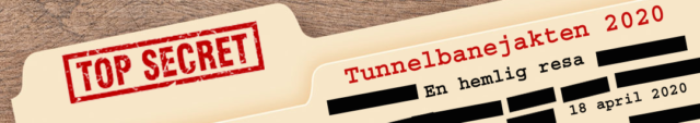 Inställt: Tunnelbanejakten