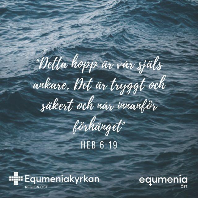 Var med och be för vår värld