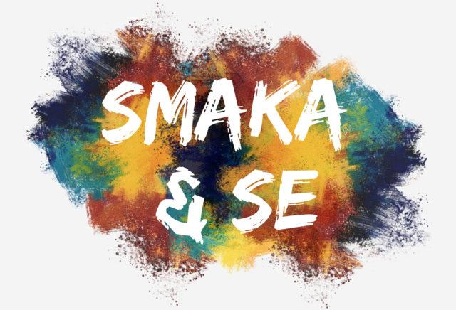 Logga för ungdomshelgen Smaka&Se
