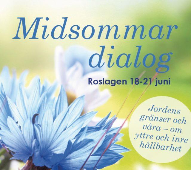 Midsommar-dialog 18-21 juni