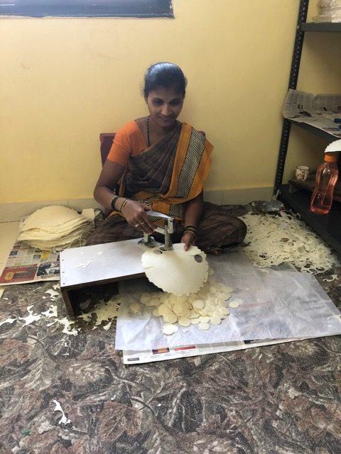 Oblater från Indien