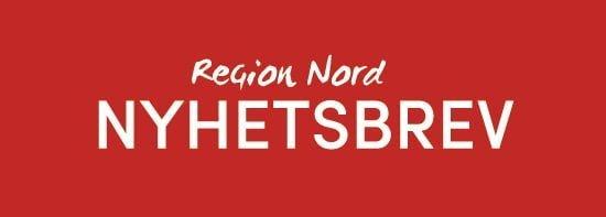 Nyhetsbrev region Nord