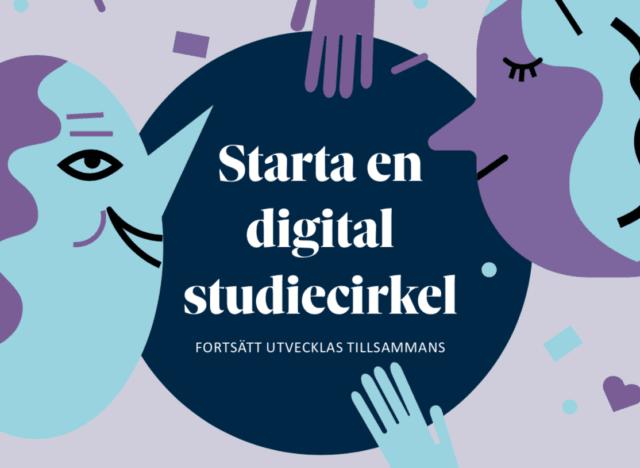 Starta en digital samtalscirkel
