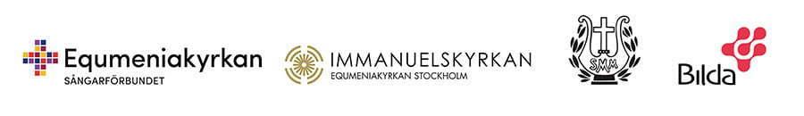 Logotyper - arrangörer Musikfest 2021