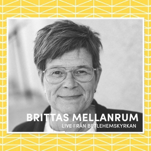 Mellanrum med Britta Hermansson