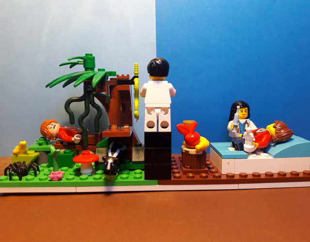 Legotävling – Bygg bibeln!