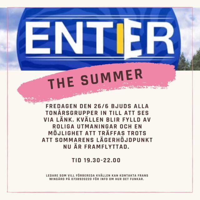 Enter Summer