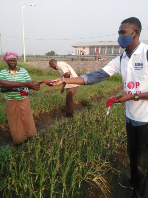 COVID-19 projekt i Kongo (Brazzaville)