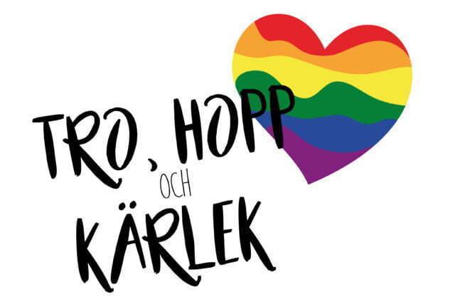 Kyrkorna på Pride
