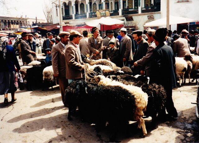 Bön för Xinjiang