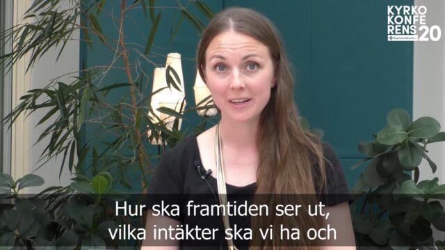 Sara Lindblad om budgeten