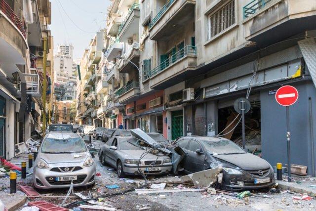 Bön för Libanon