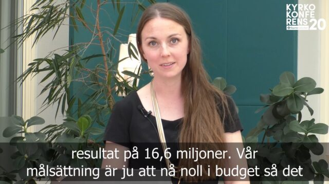 Sara Lindblad om resultaträkningen
