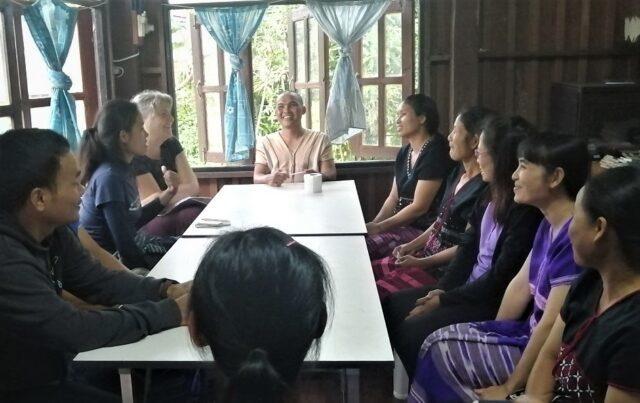 Bön för Thailand