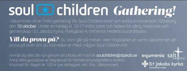 Soul Children Gathering