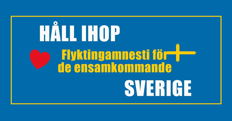 Håll ihop Sverige - Equmeniakyrkan