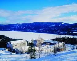 """Equmenias """"vinter-weekend"""" på Lia gård i Norge med andlig fördjupning för unga vuxna:"""