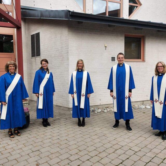 Efter kyrkokonferensen
