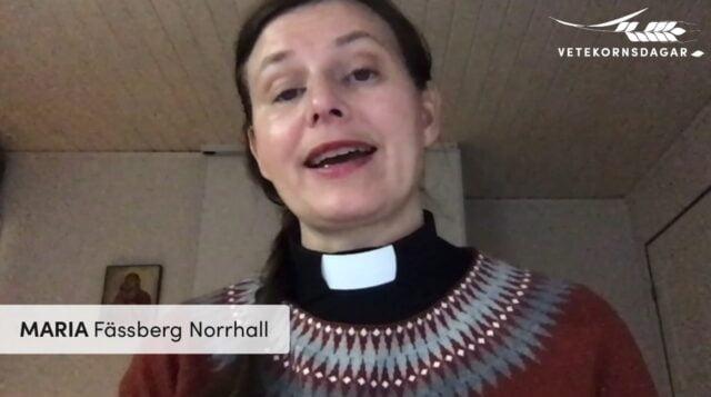 Maria Fässberg Norrhall
