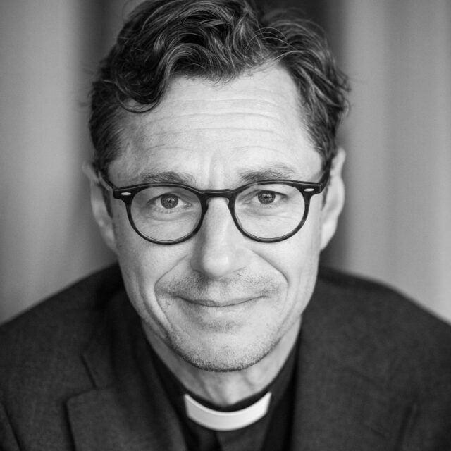 Joakim Hagerius - biträdande kyrkoledare