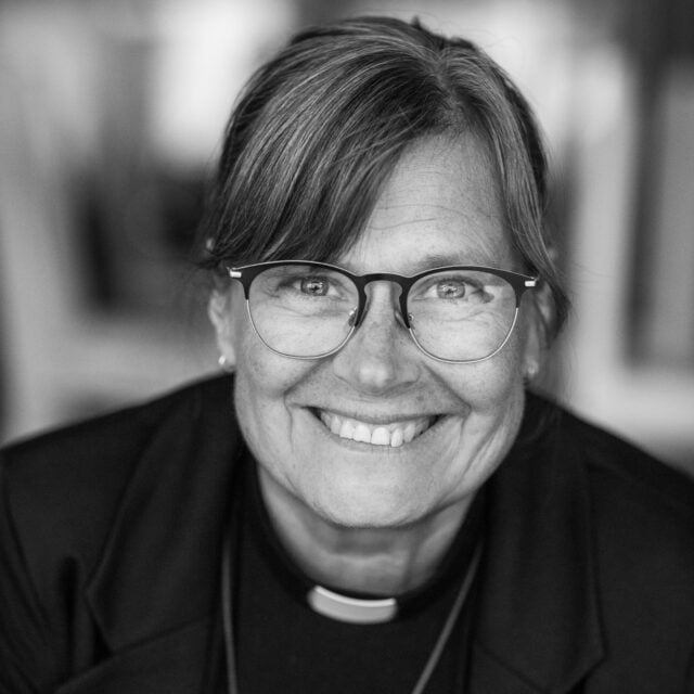 Karin Wiborn - biträdande kyrkoledare