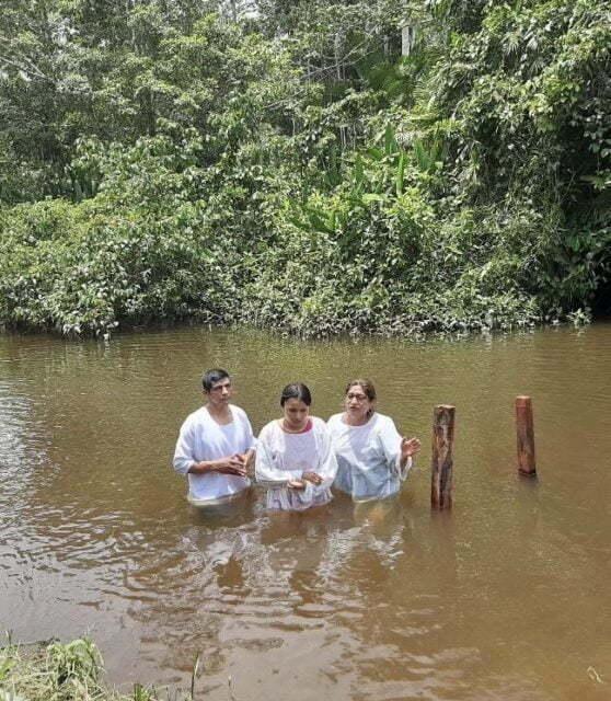 Bön för Ecuador