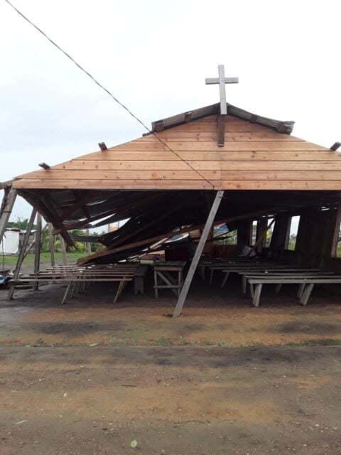 Extrainsatt katastrofinsamling för Nicaragua