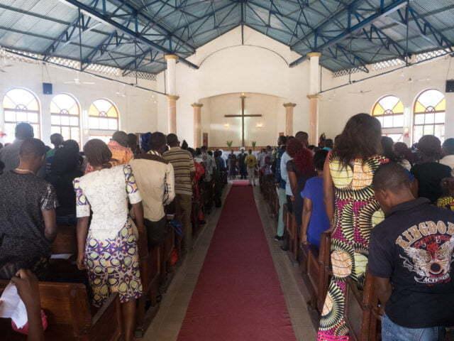 Be för Evangeliska kyrkan i Kongo Brazzaville (EEC)
