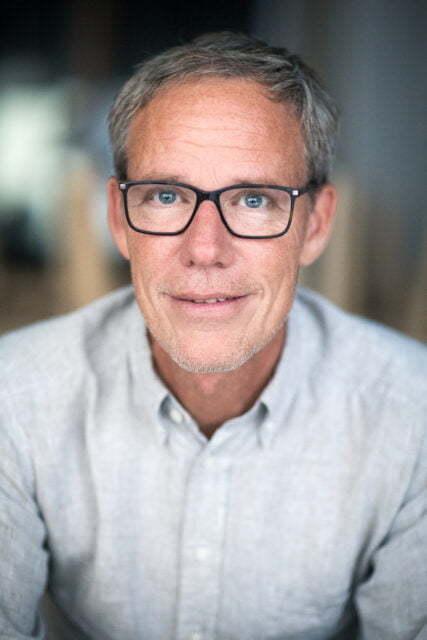 George Olvik, kommunikationschef