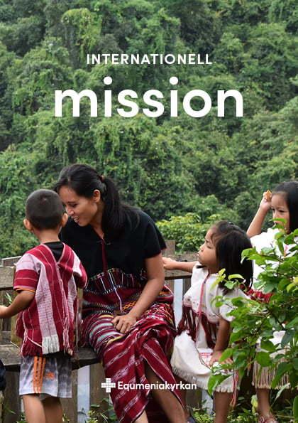 Internationell Mission i Equmeniakyrkan