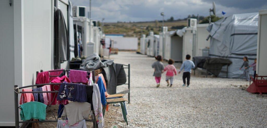 Flyktingläger