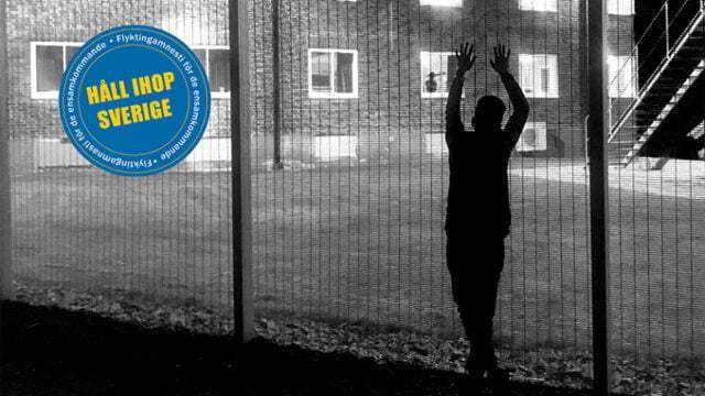 Rapport: Hitta en human lösning för Sveriges ensamkommande ungdomar