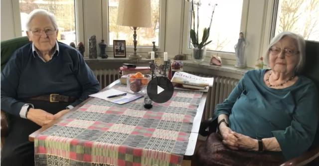 Intervju med Walter och Gunnel Persson