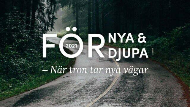 Konferensdagen Förnya & Fördjupa – När tron tar nya vägar