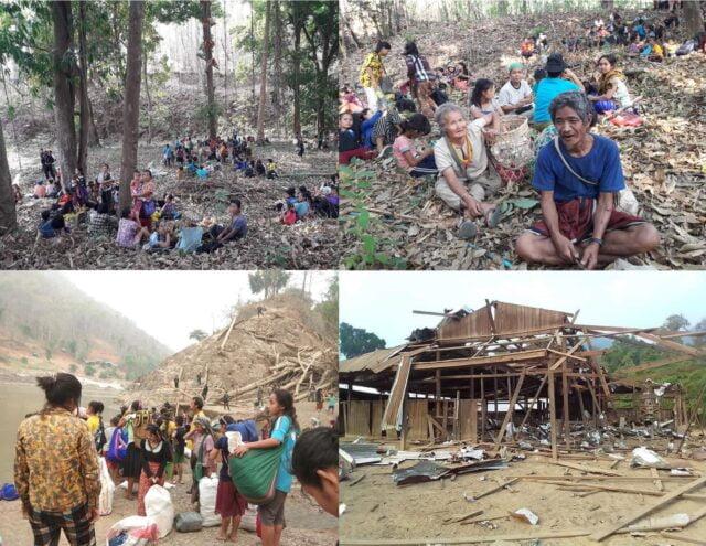 En humanitär katastrof