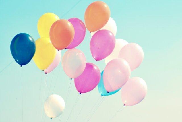 Livet ska vara en fest
